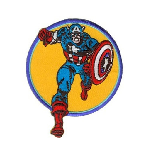 CAPTAIN AMERICA MARVEL COMICS