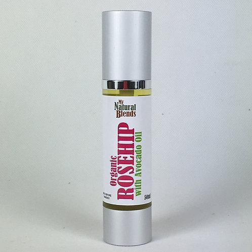 ROSEHIP AND AVOCADO OIL