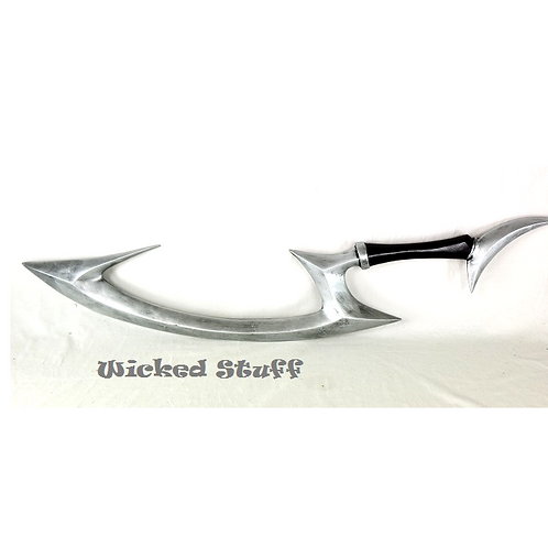 LEAGUE OF LEGENDS DIANA'S CRESCENT MOON BLADE - RESIN