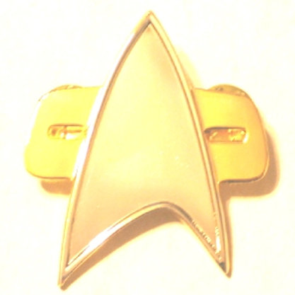 STAR TREK CADET PIN