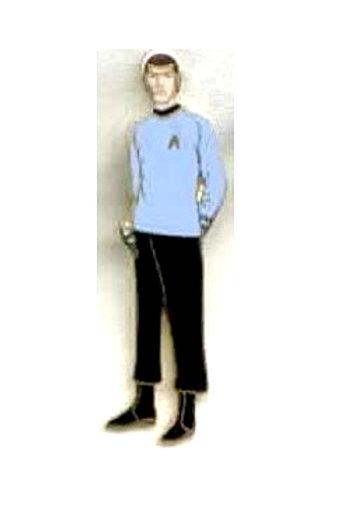 STAR TREK MR SPOCK