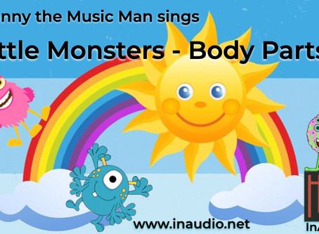 Mr. Jonny the Music Man teaches English