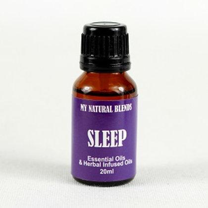 SLEEP OIL BLEND FOR DIFFUSER