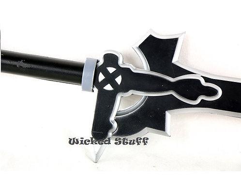 SWORD ART ON LINE - ELUCIDATOR SWORD - LARP