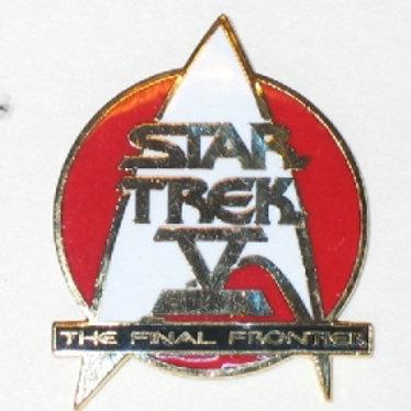 STAR TREK FINAL FRONTIER