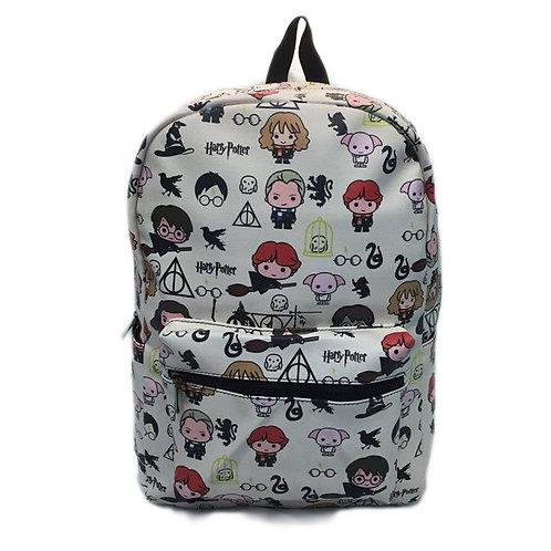 HARRY POTTER - Chibi All Over Print Backpack Backpack