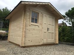 cabane de jardin Tout en bois, Baumberge