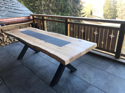 Table ardoise sur-mesure