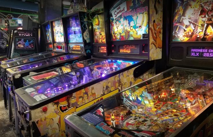 Dorky's Arcade