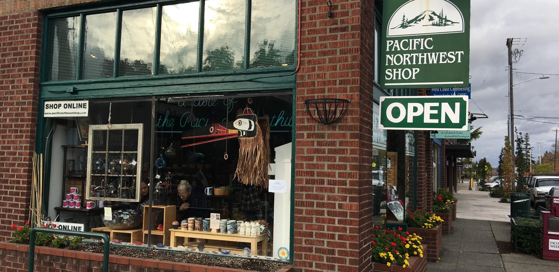The Pacific Northwest Shop
