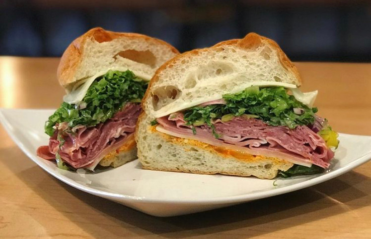 Outpost Sandwiches