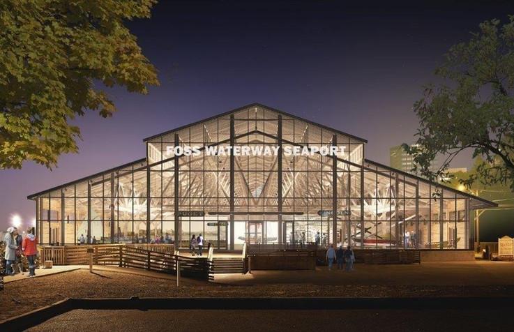 Foss Waterway Seaport Museum