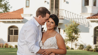 Courntey & Bobby's Paradise Springs Destination Wedding