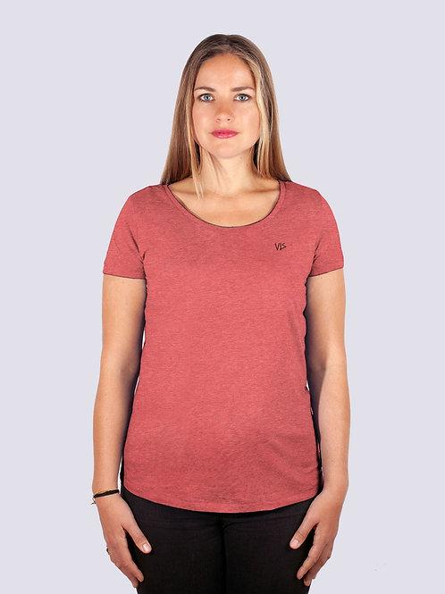 Shirt, t-shirt, bio, bio Baumwolle, fairwear, fairtrade, nachhaltig, vis, vis wear, Frauen, vegan, Fashion, Meer, Strand