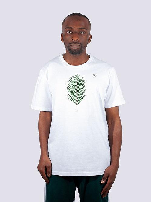 bio Baumwolle, fair wear, t-shirt, nachhaltig, vis, vis wear, shirt, vegan, Männer, surf, cool, geschenkidee, Strand, Palme