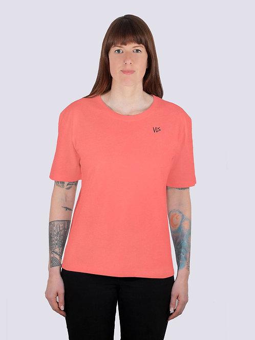 Shirt, t-shirt, bio, bio Baumwolle, fairwear, fairtrade, nachhaltig, vis, vis wear, Frauen, vegan, geschenkidee, fashion