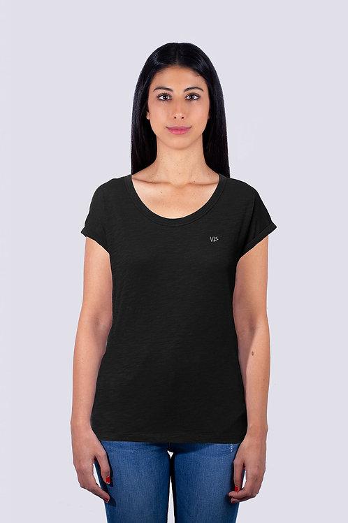 vis, Shirt, t-shirt, bio, bio Baumwolle, fairwear, fairtrade, nachhaltig, vis, vis wear, Frauen, vegan, Fashion, Mode