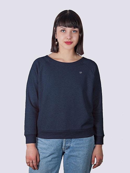 bio, bio Baumwolle, fair wear, t-shirt nachhaltig, vis, vis wear, vegan, tercel, surf, cool, geschenkidee, sweatshirt,