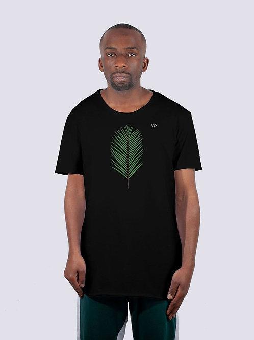 bio, bio Baumwolle, fair wear, t-shirt nachhaltig, vis, vis wear, shirt, vegan, Männer, surf, cool, geschenkidee, Palme, Meer
