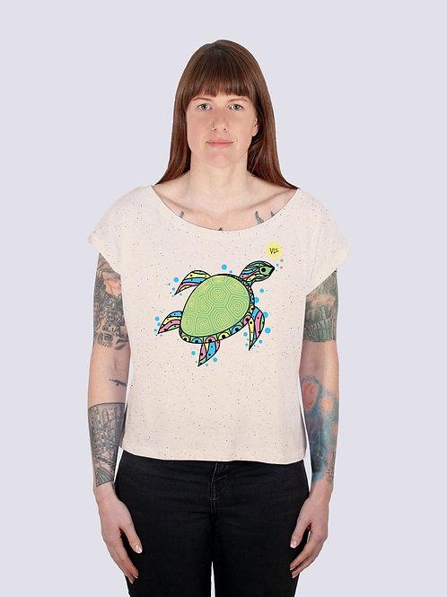shirt, bio, bio Baumwolle, fairwear, fairtrade, nachhaltig, vis, vis wear, shirt, surf, Frauen, t-shirt, cool, geschenkidee