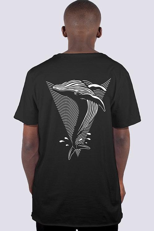 bio, bio Baumwolle, fair wear, t-shirt nachhaltig, vis, vis wear, shirt, vegan, Männer, surf, cool, geschenkidee, Whale, Wal