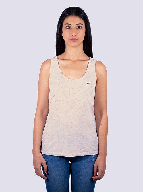 Frauen, Tank top, Bio Baumwolle, Vegan, Fair wear, Fairtrade, Nachhaltig, Vis, mode, Geschenkidee