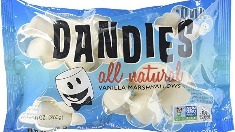 Dandies Marshmallows 10oz