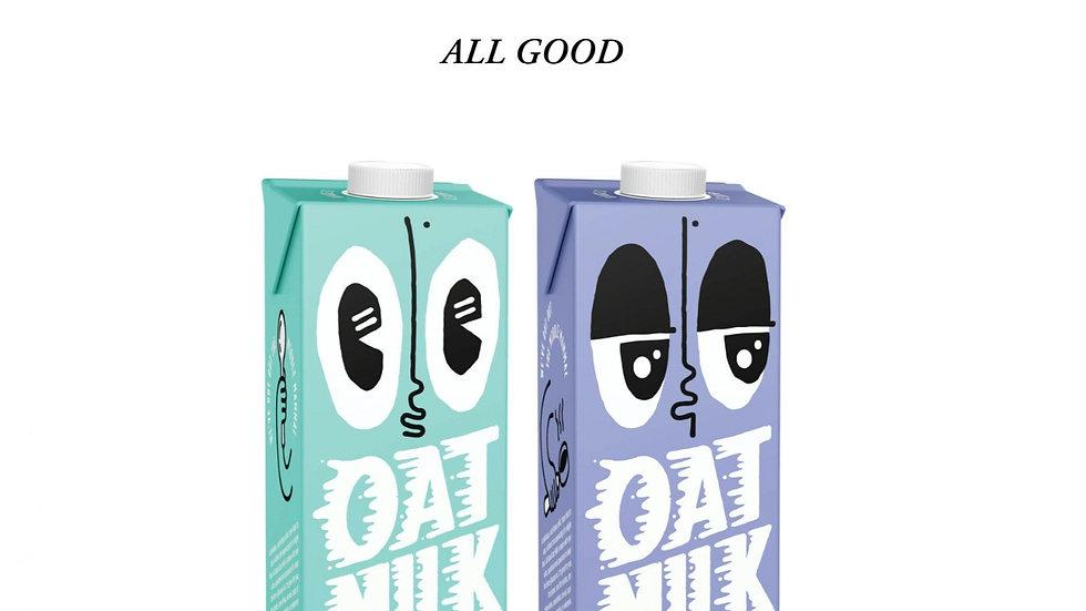 All Good Oat Milk 1lt