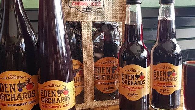Eden Orchards Cherry Juice
