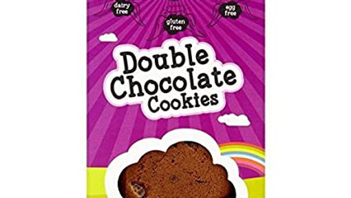 Angelic Gluten Free Double Chocolate Cookies - 125G