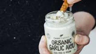 Ceres Organics Egg Free Garlic Aioli