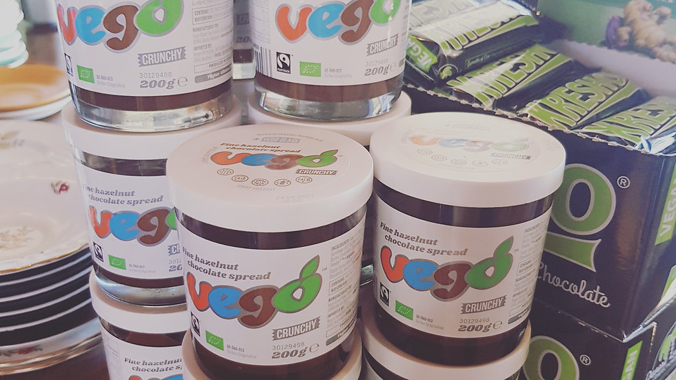 VEGO Chocolate Hazelnut Spread 200G