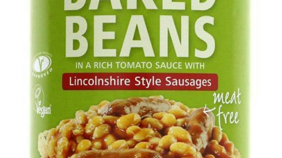 Suma Baked Beans & Sausages