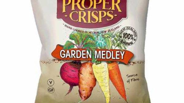 Garden Medley Crisps 100g
