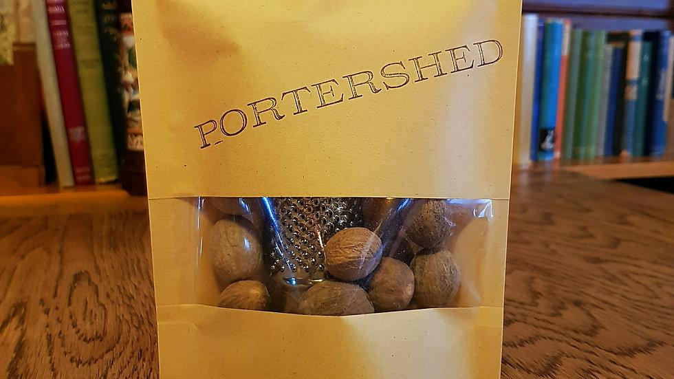 NUTMEG & Grater Gift Pack 60G
