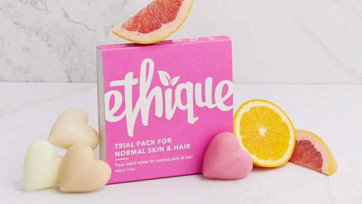 Trial Pack for Normal Skin & Hair -  Ethique