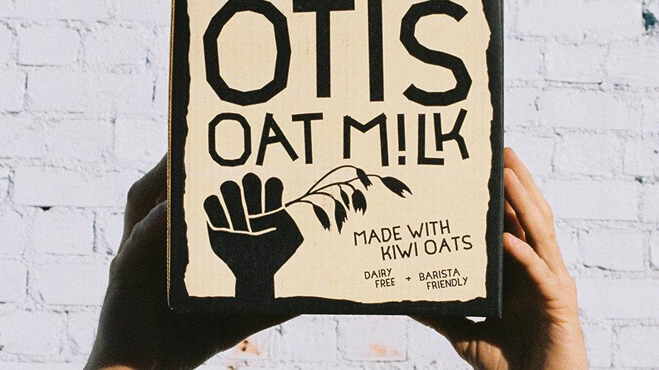 Otis Oat Milk - 5 LT