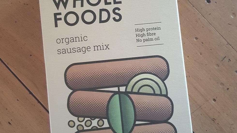 Organic Sausage Mix - Just Wholefoods