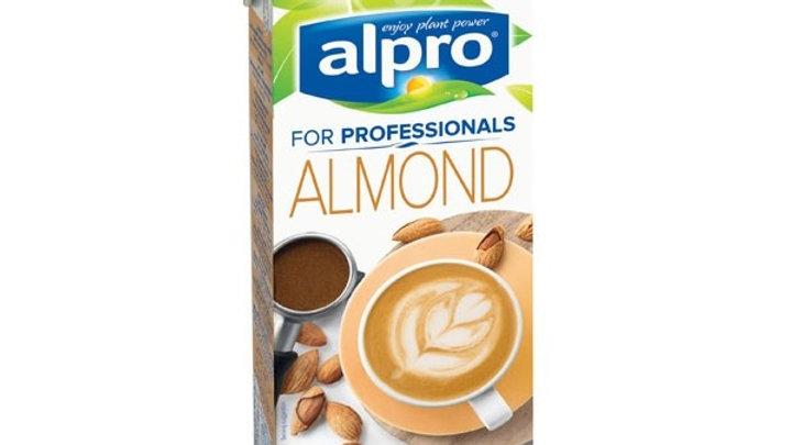 Alpro Almond Milk - 1 litre