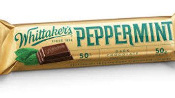 Whittaker's - Peppermint Bar 50G