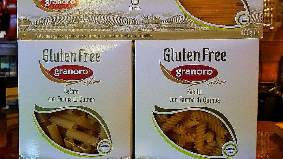 Gluten Free Pasta Range 400G - GRANORO