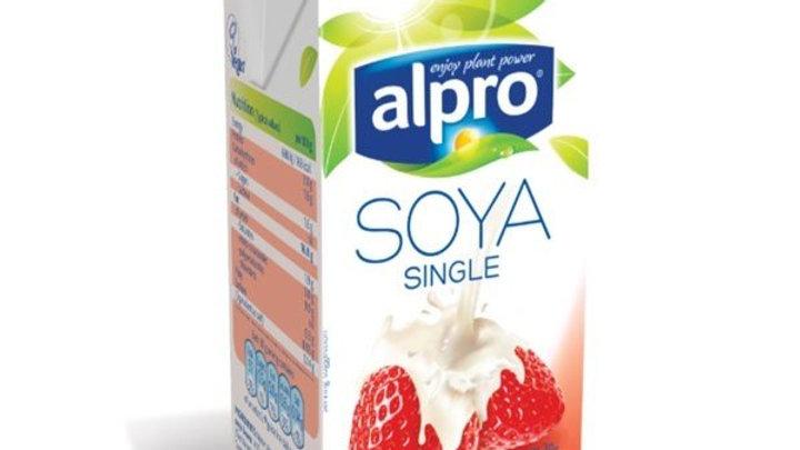 Soya Single Cream Alpro