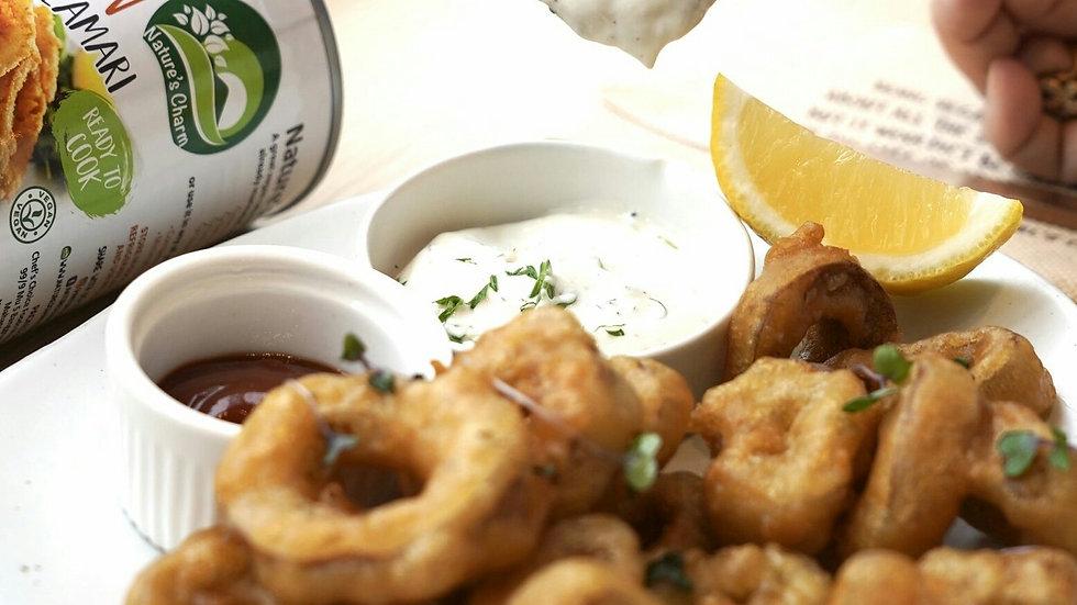 Vegan Calamari - Nature's Charm