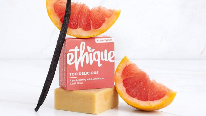Too Delicious Super hydrating solid conditioner Ethique