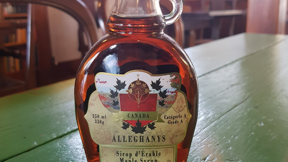 CANADIAN Maple Syrup A Grade 250ml