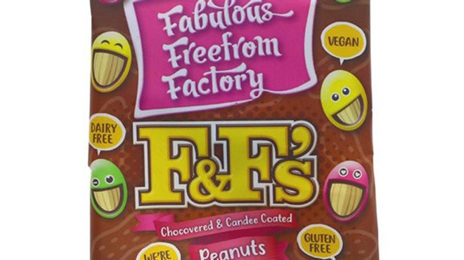 F&F's Chocolate Covered Peanuts