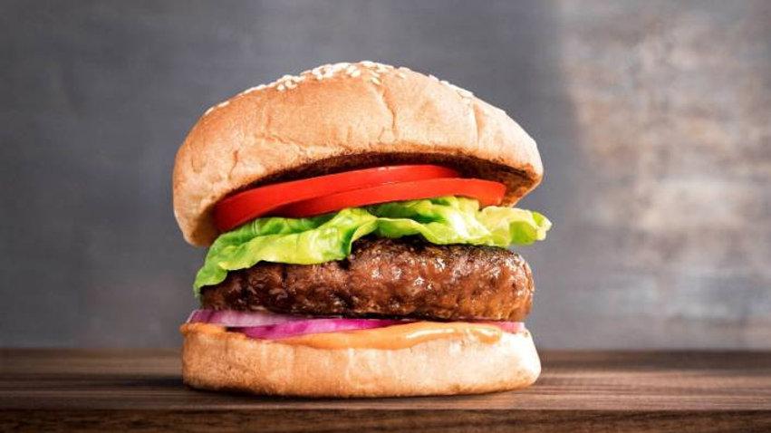 Burger Patty Hemp Vegan 140G
