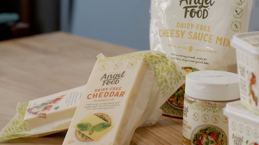 Angel Food Cheese Range CHILLED