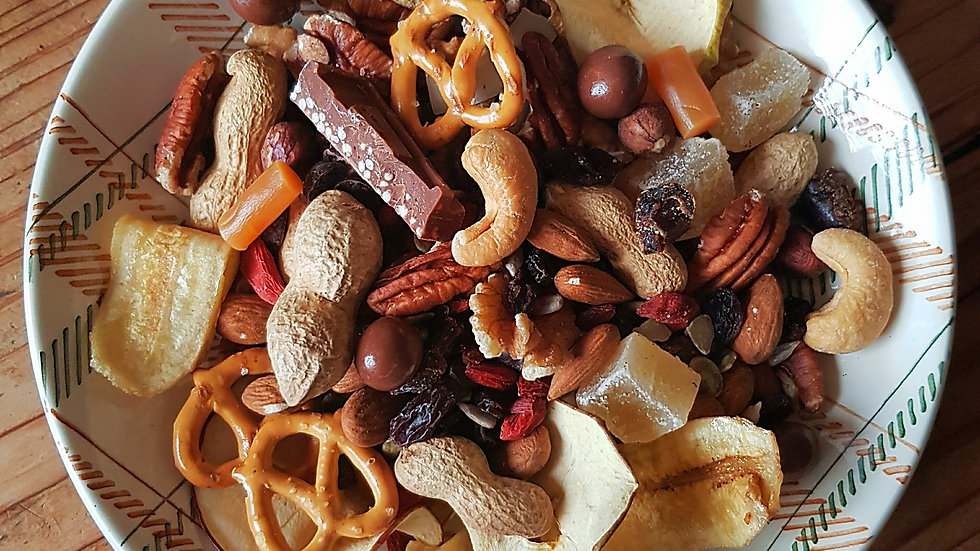 Deluxe Trail Mix 150G