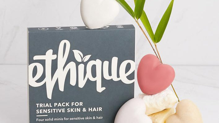 Trial Pack for Sensitive Skin & Hair -  Ethique